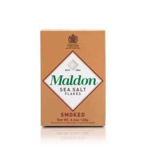 Marom Moshe Ltd | Food Import | Maldon – Smoked Sea Salt Flakes 125g